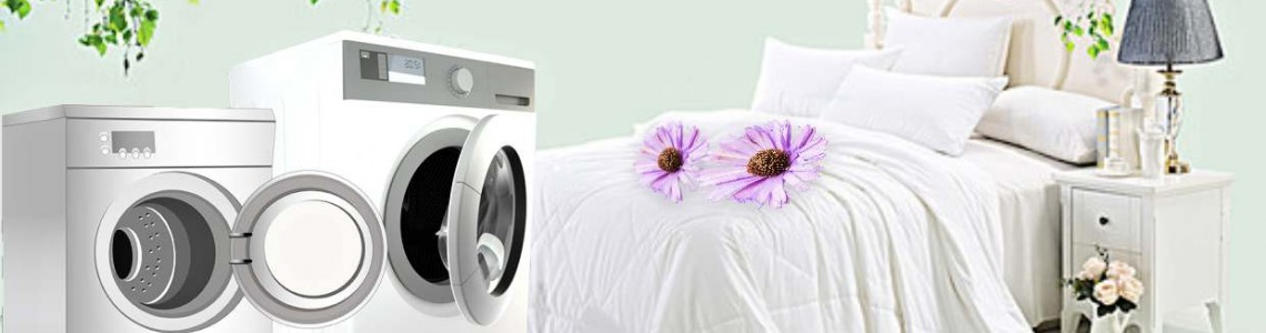 Bed linen care