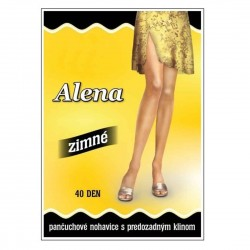 ALENA tights with anteroposterior wedge winter 40 DEN
