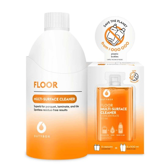 Dutybox Set - FLOOR floor cleaner