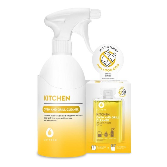 Dutybox Set - KITCHEN grease and sediment remover