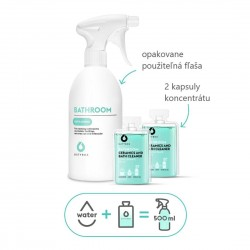 Dutybox Set - BATHROOM ceramic and sanitary ware cleaner