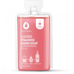 Dutybox - HANDS liquid soap concentrate 2 x 50 ml