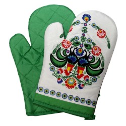 FOLK 2 kitchen glove 2 pcs