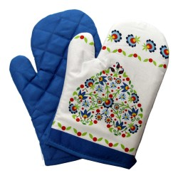 FOLK 4 kitchen glove 2 pcs
