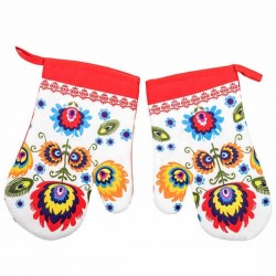 FOLK kitchen glove 2 pcs