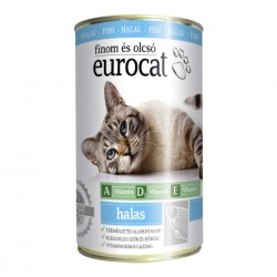 EuroCat FISH can for cats 415 gram