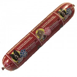 EURO DOG salami for dogs and cats 1000g - beef