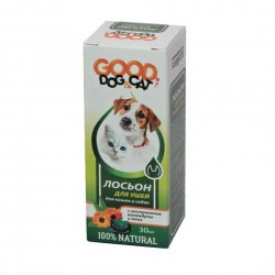 GOOD - ear milk for cats and dogs 30 ml