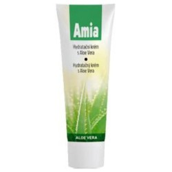 AMIA moisturizing hand cream with Aloe Vera 100 ml