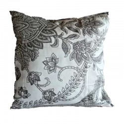 CHAMBORD satin pillow cover 40 x 40 cm Issimo Home