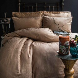 MONTE beige exclusive damask linen Issimo Home