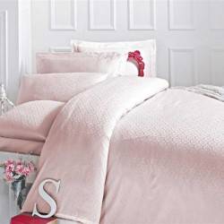 MONTE pink exclusive damask linen Issimo Home