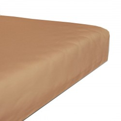 Jersey stretch bedsheet - Cappuccino
