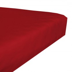 Cotton bedsheet - Red