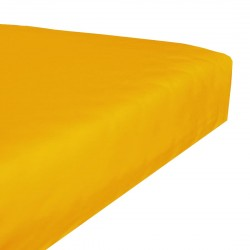 Terry stretch bedsheet - Amber