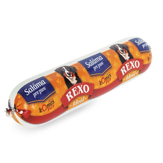 REXO salami for dogs 1000g