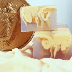 Angels & Demons (inspired by Givenchy - Ange Ou Demon Le Secret) - perfumed natural handmade soap