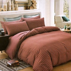 CARO bed linen - brown