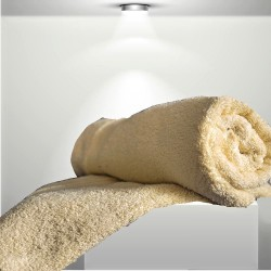 BASIC Vanilla - terry towel, bath towel